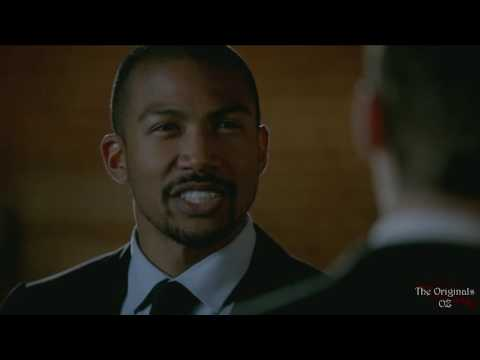 The Originals 1x20 Klaus Marcel Deleted Scene {HD}