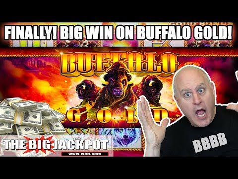 🥇Big Booty Buffalo JACKPOT! 🥇Buffalo Gold Slots | The Big Jackpot thumbnail