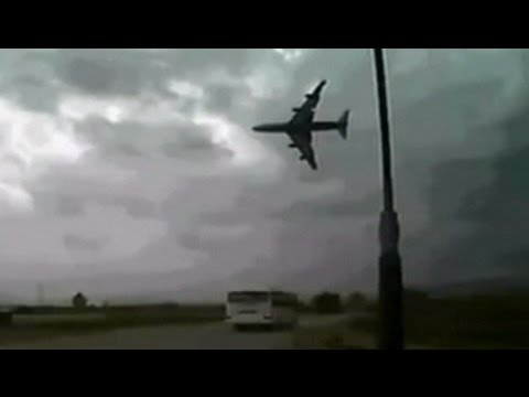 Afghanistan Cargo Plane Crash Video: Accident Caught on Tape Now Under Investigation