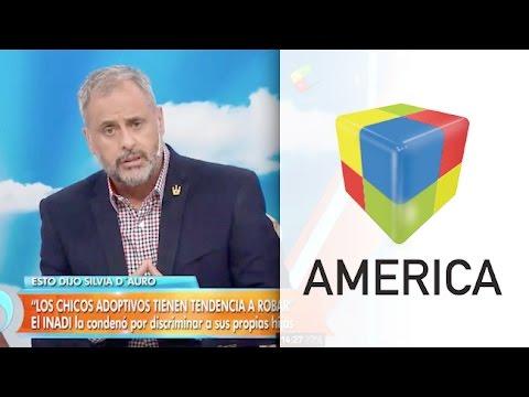 La reacción de Jorge Rial ante el dictamen del INADI en contra de su ex, Silvia D´Auro