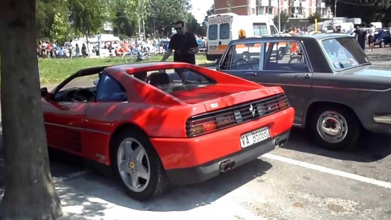 Ferrari 348 Ts Sound And Acceleration Youtube