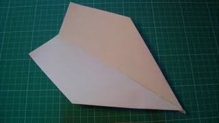 World Record Paper Airplane Distance (john Collins)