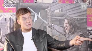 Beowulf's Ed Speleers: 'I should have been king!!'
