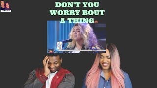 Download Lagu Tori Kelly - Don't You Worry 'Bout A Thing LIVE - REACTION Gratis STAFABAND