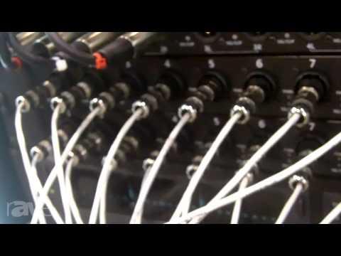 InfoComm 2013: RapcoHorizon Shows Momentum Networking System