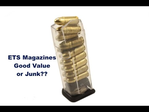 ETS magazines. good value or junk?