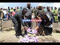 VILIO VYATAWALA: Mazishi ya watu 14 waliofariki ajalini, LUGOLA aongoza!