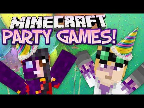 MINECRAFT PARTY GAMES! - I'm the Best Around!