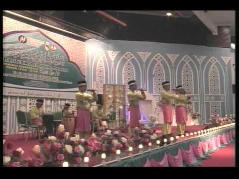 Festival Nasyid Sekolah - sekolah KPM Peringkat Kebangsaan 2014 - SM Kedah (Official)