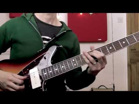 Lesson Guitar - The Jazz Lick