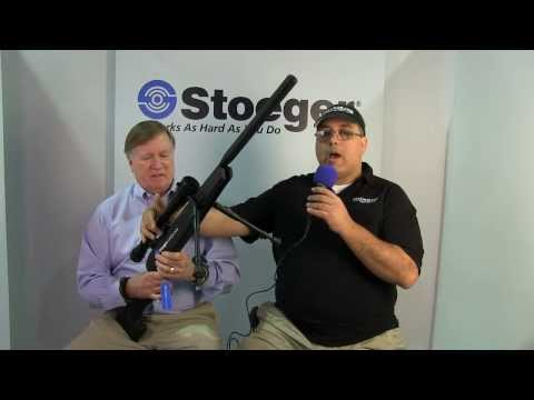 SHOT SHOW 2014 - Stoeger Airguns - Quiet. Accurate. Powerful - AirgunWeb Interview