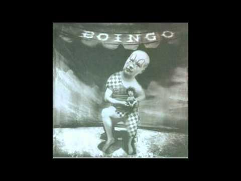 Oingo Boingo - Cant See