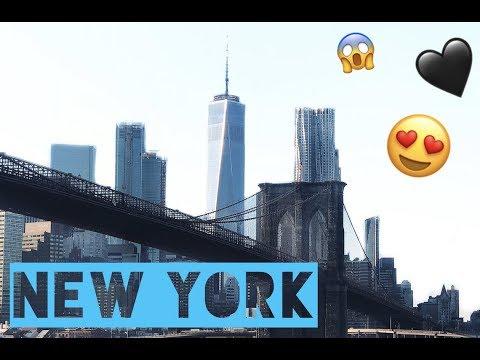 🗽 10 ПРИЧИН ЛЮБИТЬ НЬЮ-ЙОРК 🖤