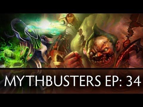 Dota 2 Mythbusters - Ep. 34