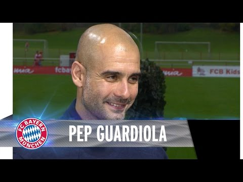 Interview Pep Guardiola (ES with subtitels)