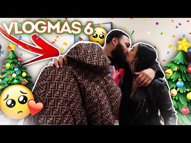 SURPRISING MY BOYFRIEND WITH A BIRTHDAY GET AWAY!! | VLOGMAS DAY 6 thumbnail