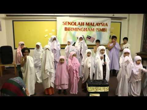 Sekolah Malaysia Birmingham Year End Performance 2015