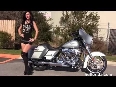 New 2015 Harley Davidson Street Glide Motorcycles for sale