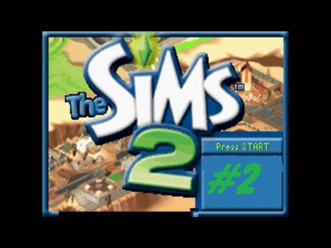 The Sims 2 - The Sims 2 [GBA] | MAKING FRIENDS | Part #2 - User video