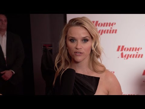 UK Premiere: Reese Witherspoon, Hallie Meyers-Shyer | Home Again (The Fan Carpet)