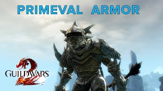 Guild Wars 2 | Primeval Armor Skin (Female Norn)