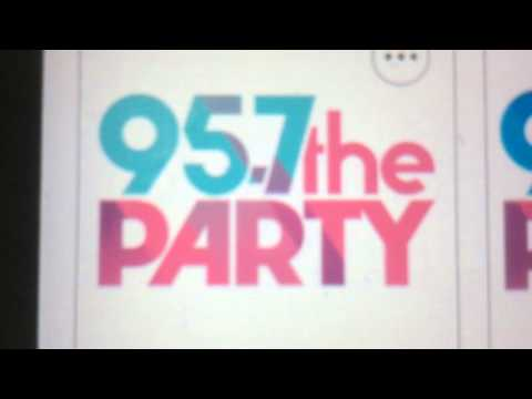 """KPTT: """"95.7 The Party"""" Parker, CO 1pm MT TOTH ID--02/07/16"""