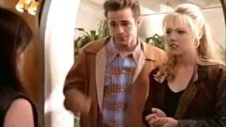 Brenda and Kelly and Dylan - Лучшая подружка (Beverly Hills 90210)
