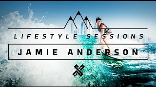 Lifestyle Sessions: Jamie Anderson 1st Visit to Dubai