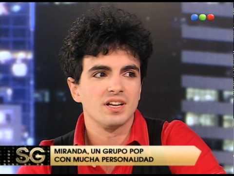 Entrevista a Miranda!: su infancia y las tribus urbanas - Susana Gimenez 2008