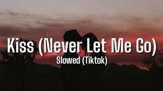Download lagu Kiss - Thyro & Yumi (Slowed) (TikTok) hold me close by your side