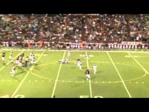 #5 - Justin Thomas (QB) 2011 Season Highlight - Prattville High School, AL