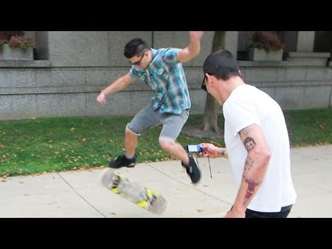 STUNTS IN PHILLY w/ STEVE-O