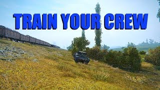 WOT - Train Your Crew & Win | World of Tanks