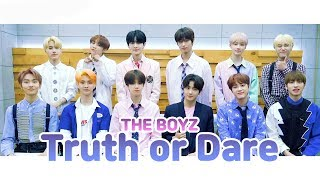 THE BOYZ Truth or Dare Q&A | Sming Play Original