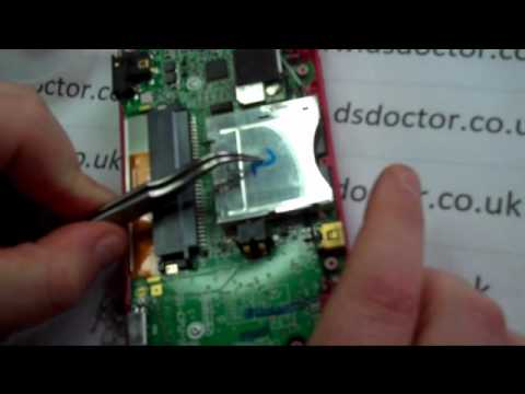 DS lite Fuse replacement How to