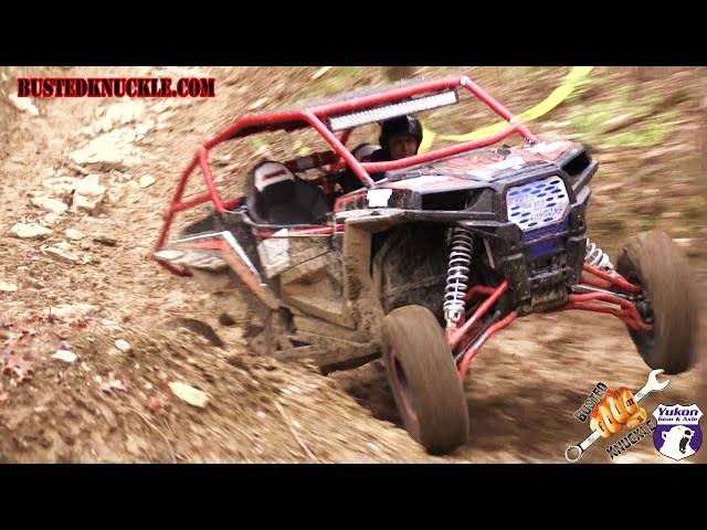 ALL OUT RZR RACING AT DIRTY TURTLE