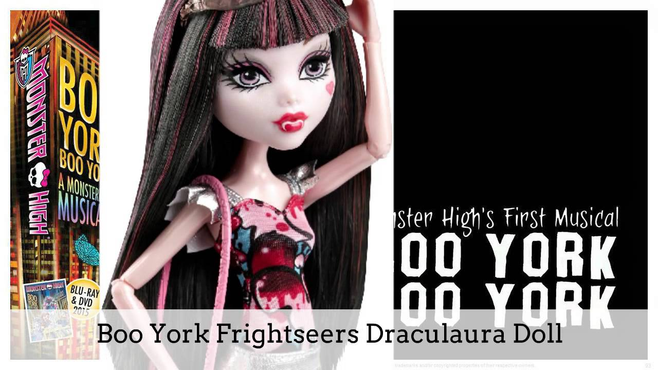 Boo Doll From Monsters Inc Monster High Boo York