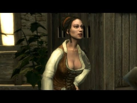 Geralt Fucks For Dandelion's Lute: Rozalind Pankiera Vizima Girl (the Witcher 1 Sex Card) video