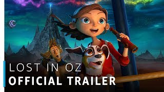 Lost in OZ - Season 2 | Animated Kids Series | Official Trailer | Prime Original