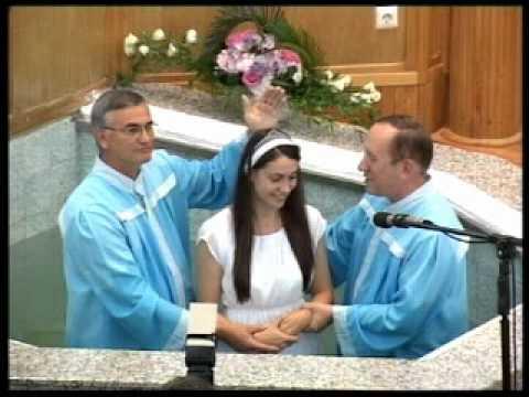 Botezul in Apa   Dimineata 24 06
