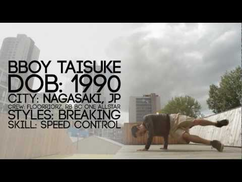 Yak Dance Tutorials - Bboy Taisuke Bboying Tutorial In Rotterdam | Yak Films video