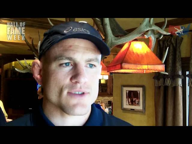 Distingushed Member Cael Sanderson