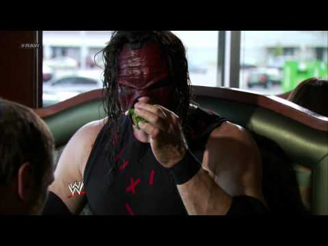 Dr. Shelby helps Kane and Daniel Bryan work through their anger issues - Part 3: Raw, Sept. 24, 2012