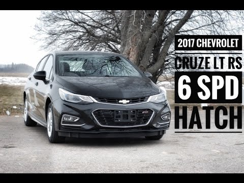 2017 Chevy Cruze LT RS Hatch Back January Special | Pye Chevrolet