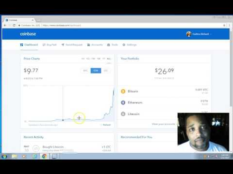 Coinbase Bitcoin Ethereum Litecoin Quick Review