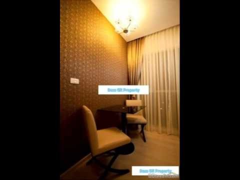 Condo for Rent Life Ratchadapisek 46sqm 2BR MRT Huay Khwang