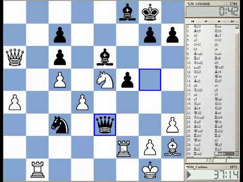 World Chess Championship London Candidates Tournament 2013 Round 4 Recap