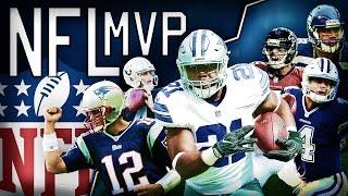 Battle For NFL MVP - PUMP UP 2017