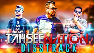 TahseeNation Diss Track (Official Music Video) - HTM Records