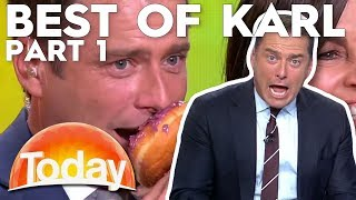Best of Karl Stefanovic: Part 1 | TODAY Show Australia
